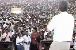 Apóstolo Jorge Tadeu em Angola