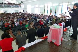 Cruzada de Milagres, Alto Maé (Mocambique)